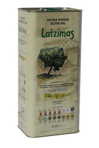 Latzimas Olivenöl extra nativ 5 Liter Kanister von Kreta Griechenland