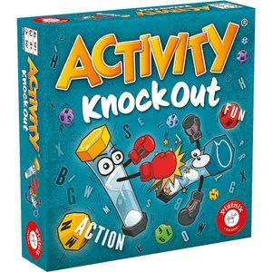 Activity KnockOut Brettspiel Partyspiel Familienspiel Ratespiel