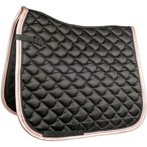 Cavallino Marino Schabracke -Copper Kiss-, Farbe:9600 anthrazit, Größe:Dressur