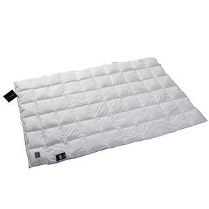 SchlafKult S-LOFT hochwertige Einziehdecke  mit Polyester-Fasern Füllung Warm, Größe:135 x 200 cm