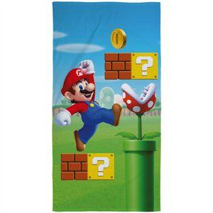 Super Mario Badetuch Maker 75x150
