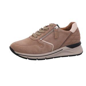Gabor Shoes     beige kombi, Größe:5, Farbe:sabbia/ivory/schw. 4