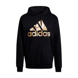 adidas M Camo HD Herren Kapuzensweatshirt Hoodie GV2126 : M Grösse - Bekleidung: M