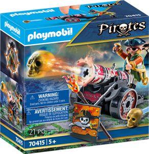 Playmobil, Pirat mit Kanone, Pirates, 70415