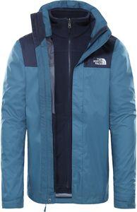 The North Face Evolve II Triclimate Jacke Herren mallard blue/urban navy Größe S