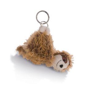 Nici 42540 Schlüsselanhänger Faultier Chill Bill 10cm Plüsch Sloth