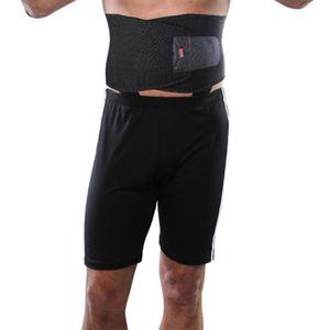Sport Rückenbandage Rücken Gurt, Rücken-Stützgürtel, Rückenstütze, Atmungsaktiver Bauchweggürtel