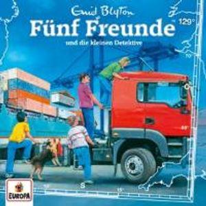 BUSCH CD Fünf Freunde 129 0 0 STK