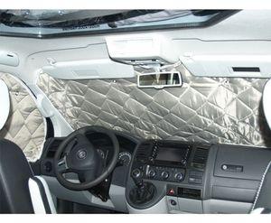 Isoflex Thermomatte Wohnraum 4-teilig VW-T5/T6 ab Bj.2003 kurzer Radstand