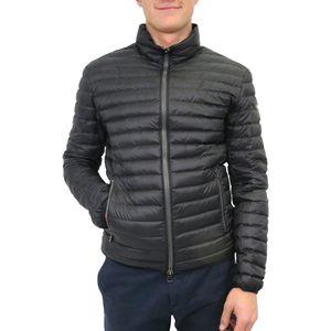 Colmar Leichte Daunenjacke mit Stehkragen 2018er-Modell Herren Schwarz (1279R 1MQ 99) Größe: D50 (I50)