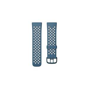 Fitbit Versa 3/ Sense, Sport Band blau
