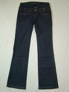 Gang Leila Boot Jeans 132984-794 Damenjeans dunkelblau Größe:29