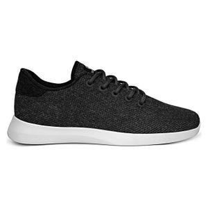 GIESSWEIN Herren Sneaker Merino Wool Knit anthrazit 45
