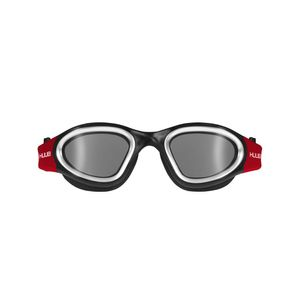 HUUB Aphotic Schwimmbrille Farbe - rauch/schwarz/rot