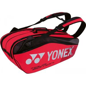 Yonex Pro Series BAG9826EX Tennistasche 6R Rot