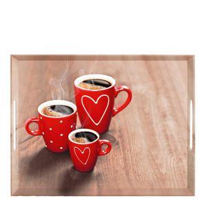 Emsa Classic Coffee Party Tablett 50 cm