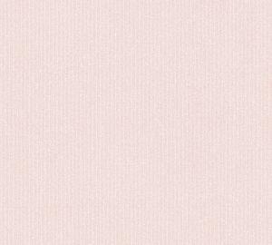 A.S. Création Streifentapete New Elegance gestreifte Tapete Vliestapete rosa 10,05 m x 0,53 m