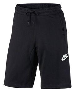 Nike B Nsw Short Jsy Aa Black/Black/White M