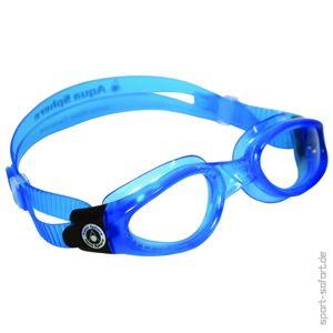 AQUA SPHERE KAIMAN 132 / 40--LC blue transparent L