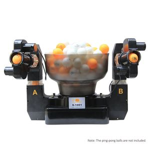 Tischtennis Roboter Automatische Tischtennis Trainingsroboter Ping Pong Maschine für das Training
