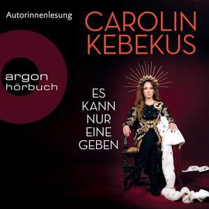 Kebekus,Carolin - Es Kann Nur Eine Geben - Hörbuch Box