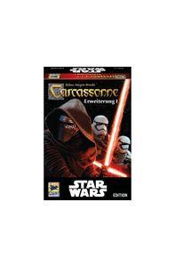 Carcassonne. Star Wars Edition. 1. Erweiterung