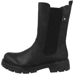 Rieker Boots schwarz 41