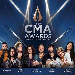 Country Music Awards 2019: Country Music's Biggest Night - -   - (CD / Titel: A-G)