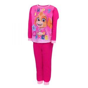 Paw Patrol Schlafanzug, pink, Gr. 98-128 Größe - 110
