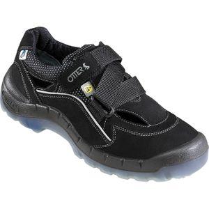OTTER 93622 Sicherheitssandale Sicherheitsschuhe Arbeitsschuhe Sandale offen S1, Größe:39