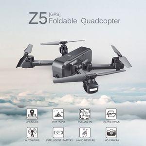 SJ R / C Z5 1080P Weitwinkelkamera Wifi FPV Drohne GPS Auto Return Follow Me
