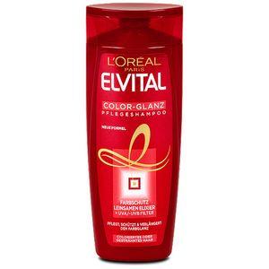 L'Oréal Paris Elvital Shampoo Color Glanz, 400 ml