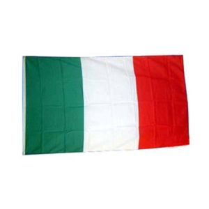 Maxifahne Italien (3x4,5m) XXL Fahne Flagge Italy Flag
