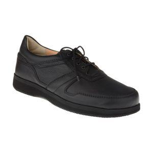 Natural Feet Herren Orthopädie Karsten | Weite L | für Einlagen Größe: 81/2, Farbgruppe: schwarz