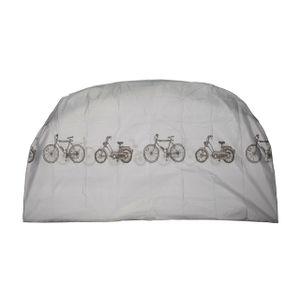 relaxdays Fahrradgarage aus Kunststoff