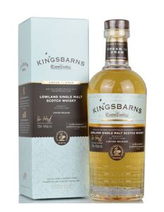 Kingsbarns Dream to Dram Lowlands Single Malt Scotch Whisky 0,7l, alc. 46 Vol.-%