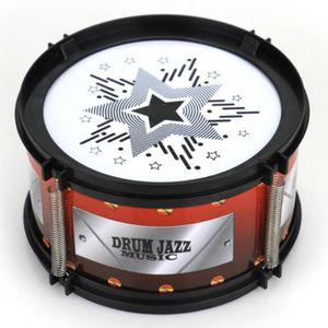 Wireless Instrument Spielzeug für Mädchen Junge Baby Klassische Jazz Trommel Trommel Kit Kinder Musical