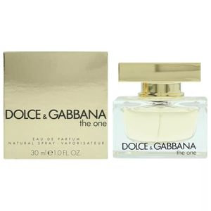 Dolce & Gabbana Eau de Parfum The One Damen 30 ml