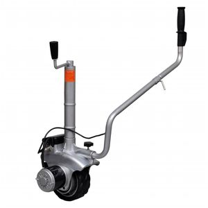 vidaXL Alu Motorisierter Rangierhilfe für Anhänger 12 V 350 W