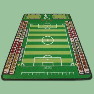 Tapitom Kinderteppich Fußball, 95 x 133 cm…
