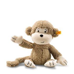 Steiff 060304 Soft Cuddly Friends Brownie Affe | 30 cm
