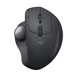 Logitech MX Ergo Maus RF kabellos + Bluetooth Trackball 440 DPI rechts