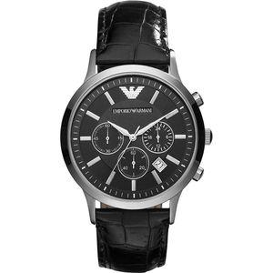 Emporio Armani Herren Chronograph Armband Uhr AR2447