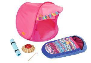 BABY born® Play&Fun Camping Set; 823743