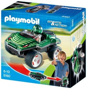 PLAYMOBIL® 5160 - Sports & Action - Click und Go Snake Racer