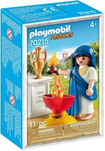 PLAYMOBIL 70215 - History – Hestia Göttin des Herd und Opferfeuers