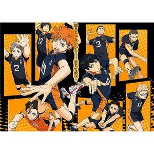 Anime Haikyuu Poster Wandplakat Modern Art Poster Home Decor -H10