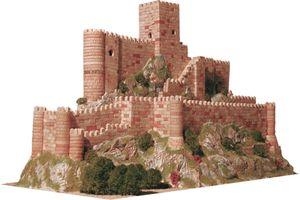 Aedes Ars - Stein Modellbau Castillo de Almansa Burg Almansa Spanien