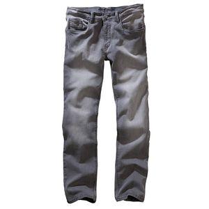 ORIGINAL !  Carlo Colucci Herren STRETCH Jeans Hose ENRICO  Mid Grey Used(W38,L32)