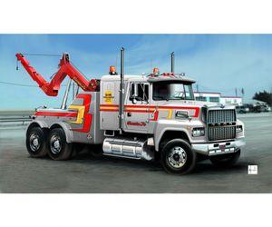 1:24 US Abschlepp-Truck Bausatz + Dekor Tamiya ITALERI 510003825